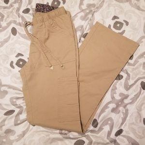 Pants - 🔥MAKE AN OFFER🔥Khaki Scrubs